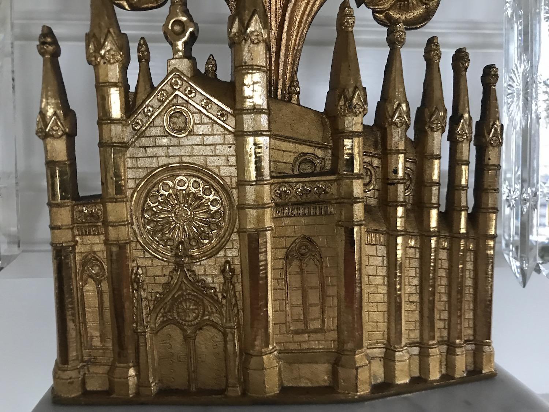 Gothic Revival Girandoles - Charles Clark